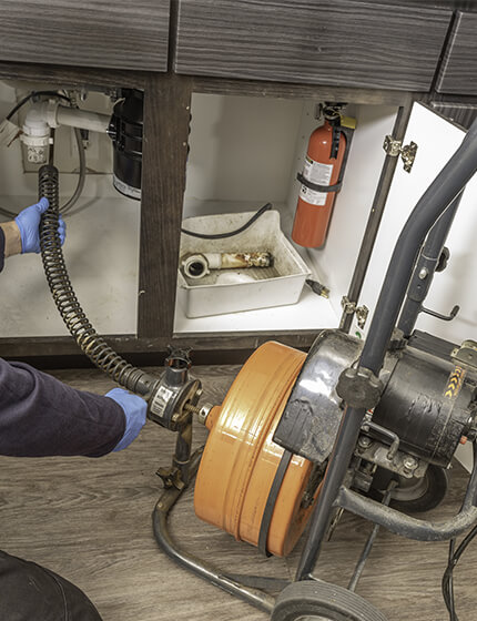 Professional Drain Cleaning in Gilbert, AZ